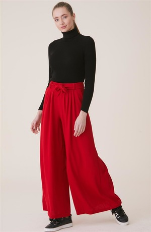 Pants-Red MS121-19