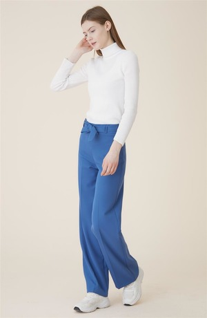Trousers - Light Blue 2506-15