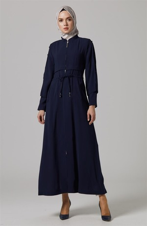 Topcoat-Navy Blue DO-B9-55112-11