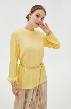 Suit-Yellow KA-B20-16014-03