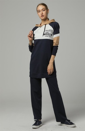 Tracksuit -Navy Blue MG8053-17