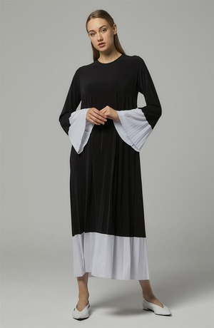 Dress-Black UZ0032-12