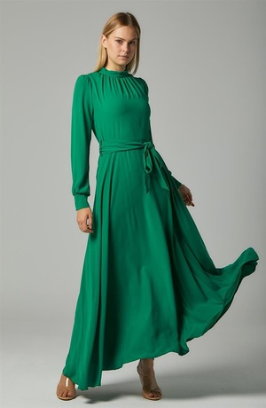 Dress-A.green DO-B20-63022-30