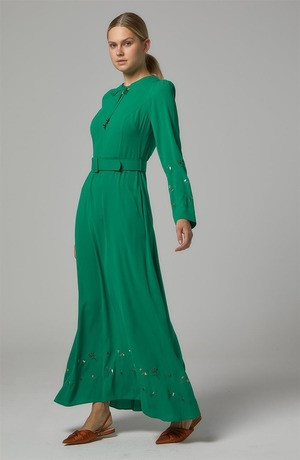 Dress-A.green DO-B20-63019-30