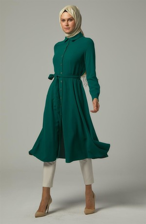 Tunic-Green DO-A9-61064-25